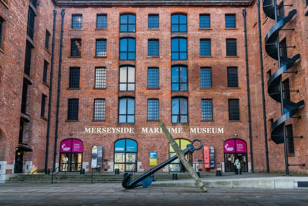 Photograph of the Maritime Museum Exterior